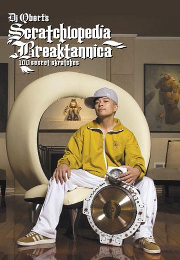 Qbert - Scratchlopedia Breaktannica DVD